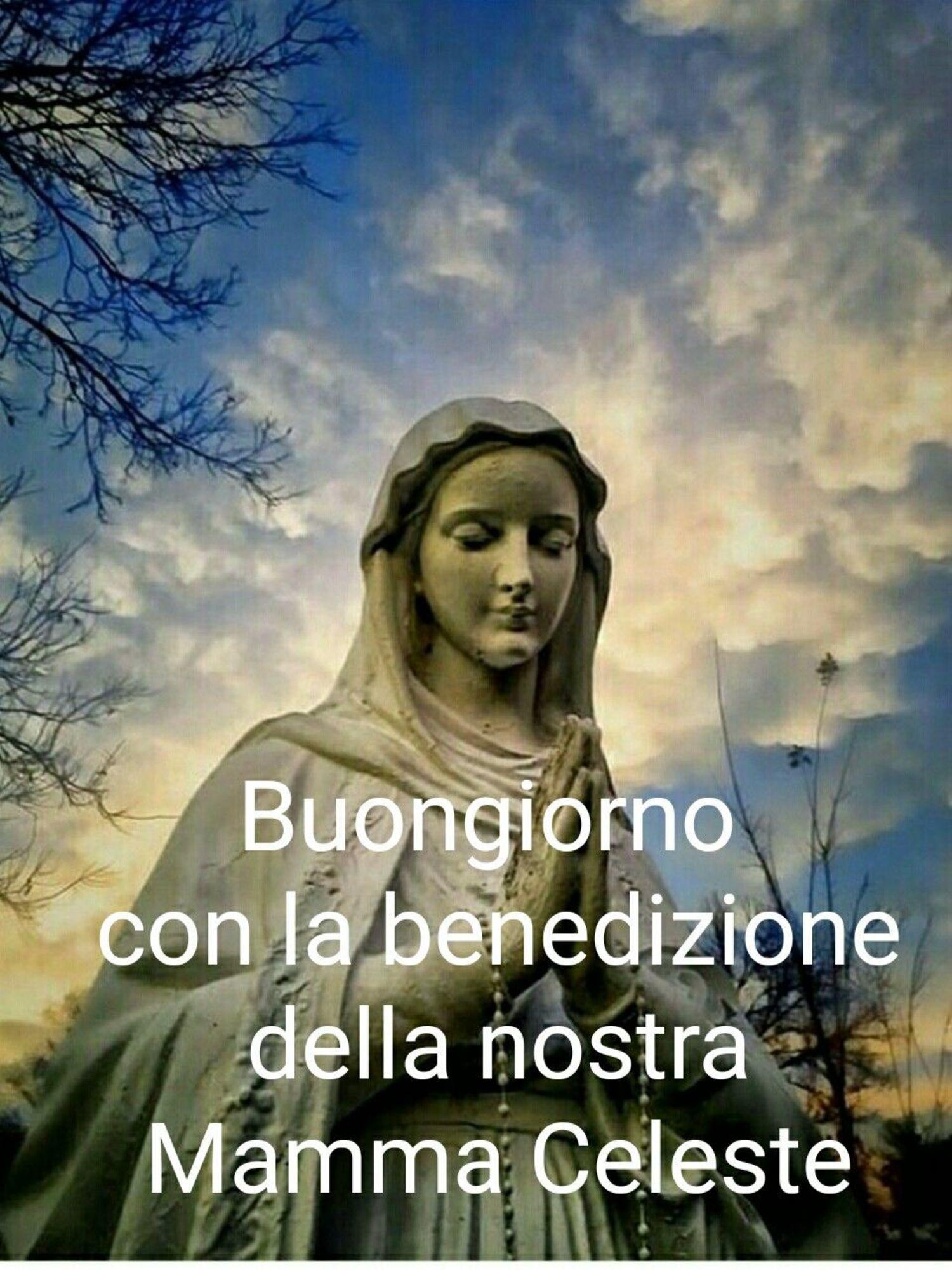 Buongiorno a Maria