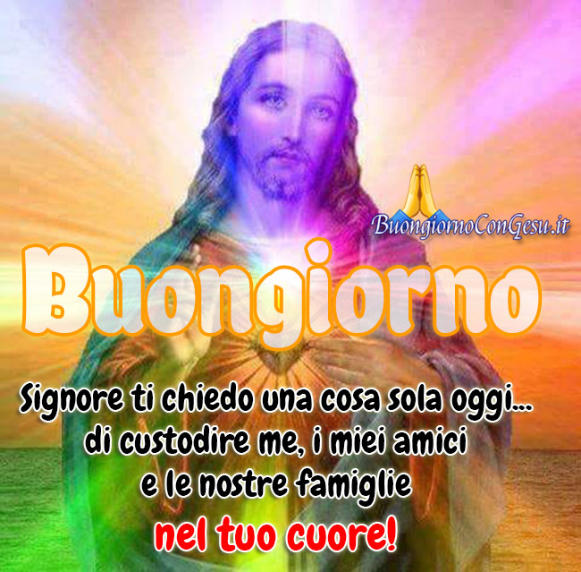 Buongiorno Con Gesù Immagini Nuove Buongiornocongesu It