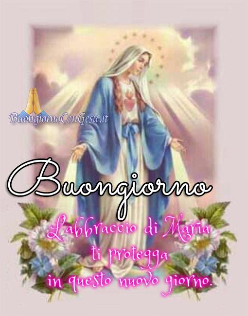 Buongiorno Con La Madonna Immagini Nuove Buongiornocongesu It
