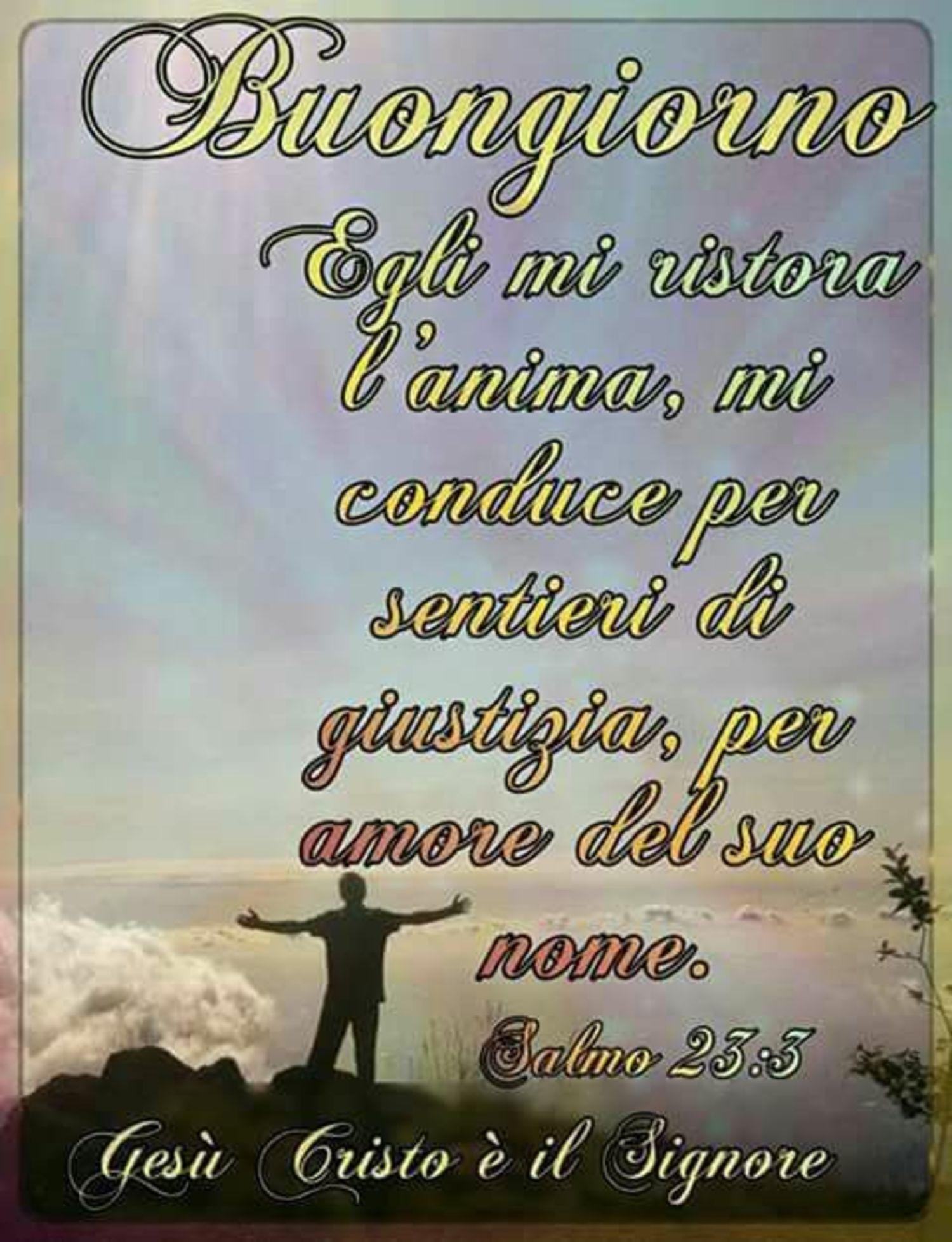Buongiorno Religioso Pinterest 3485 Buongiornocongesu It