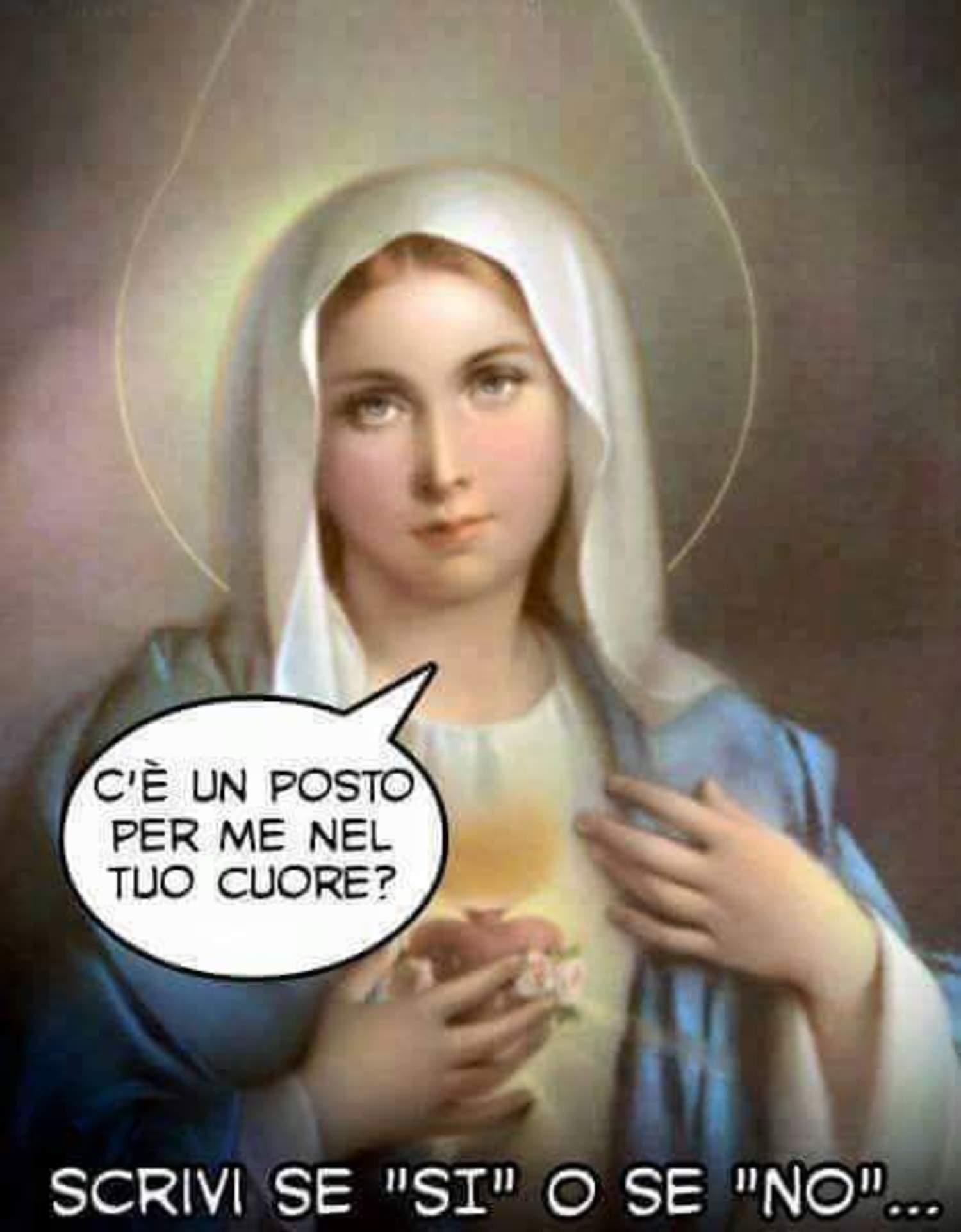 Frasi cristiane con la Vergine Maria 726