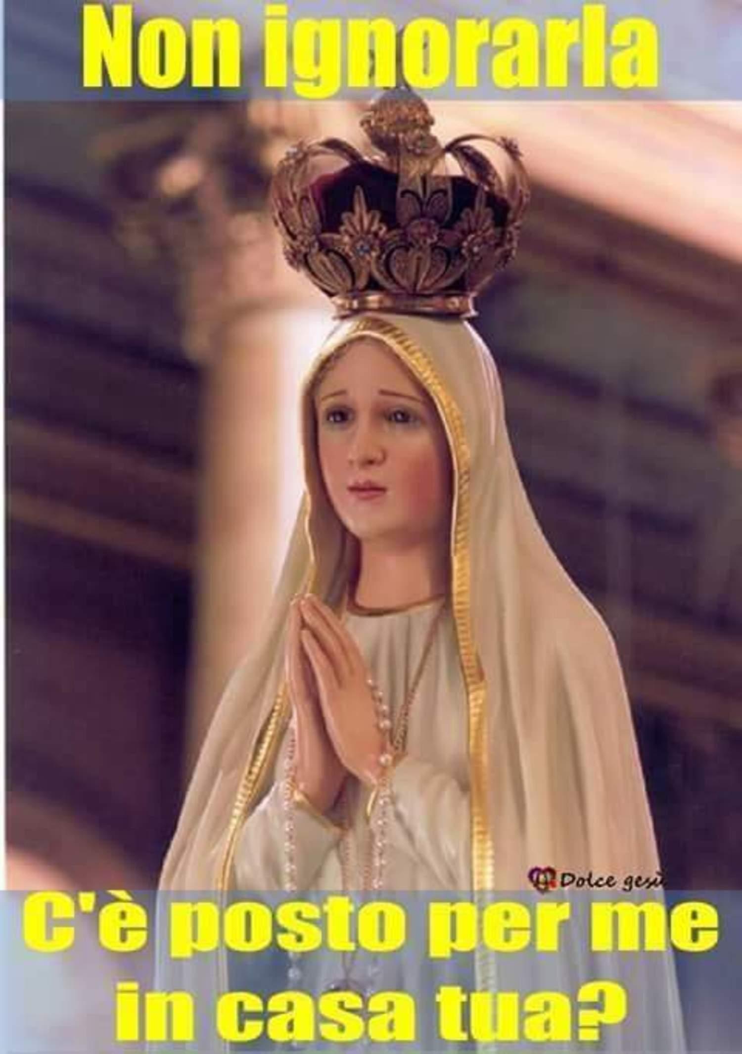 Frasi religiose con la Madonna 9563