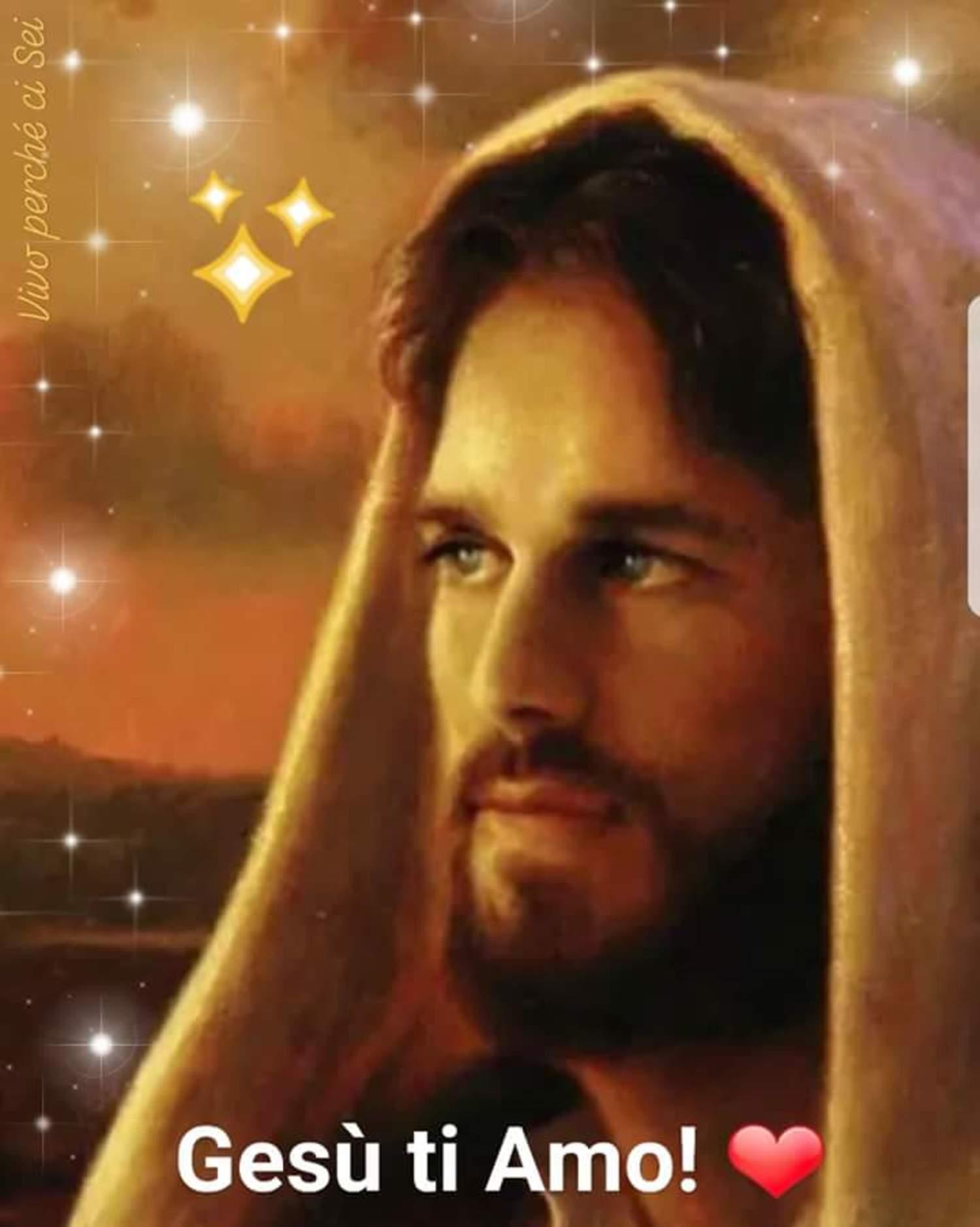 Gesù ti amo