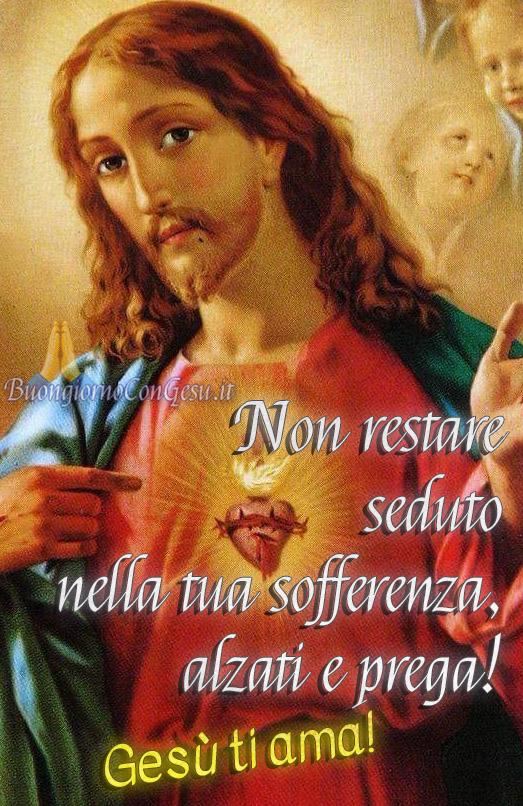 Immagini e frasi bellissime con Cristo Gesù