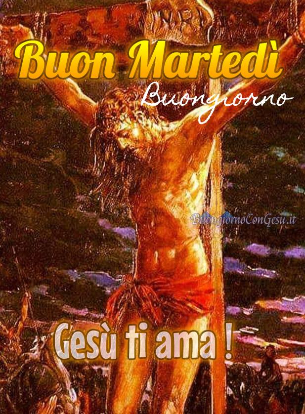 Buon Martedì con Gesù 2