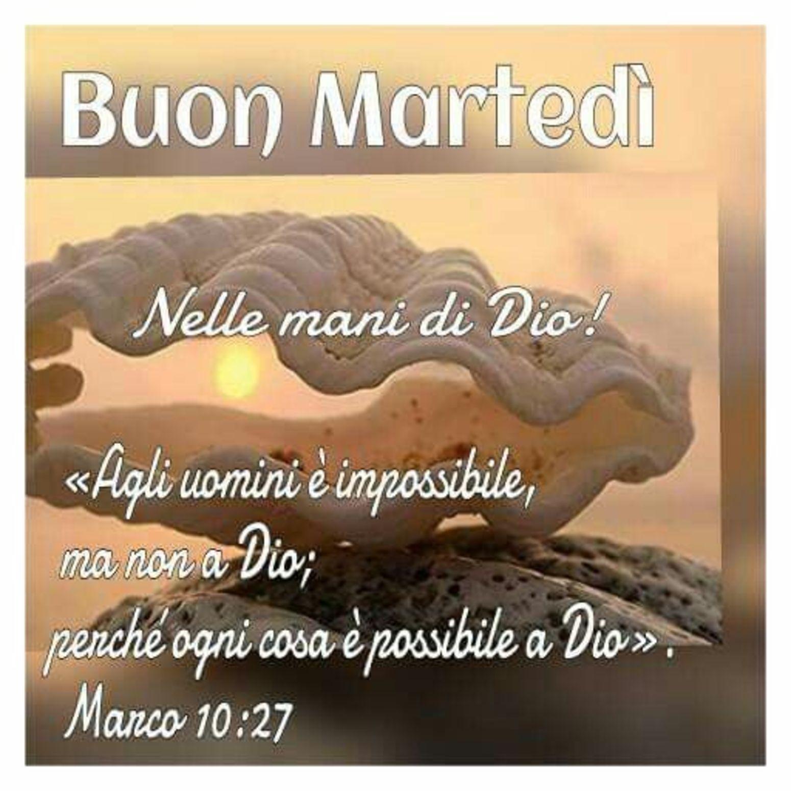 Buon Martedì immagini cristiane