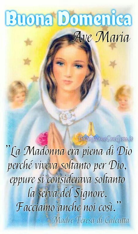 Buona Domenica buona giornata immagini religiose Facebook