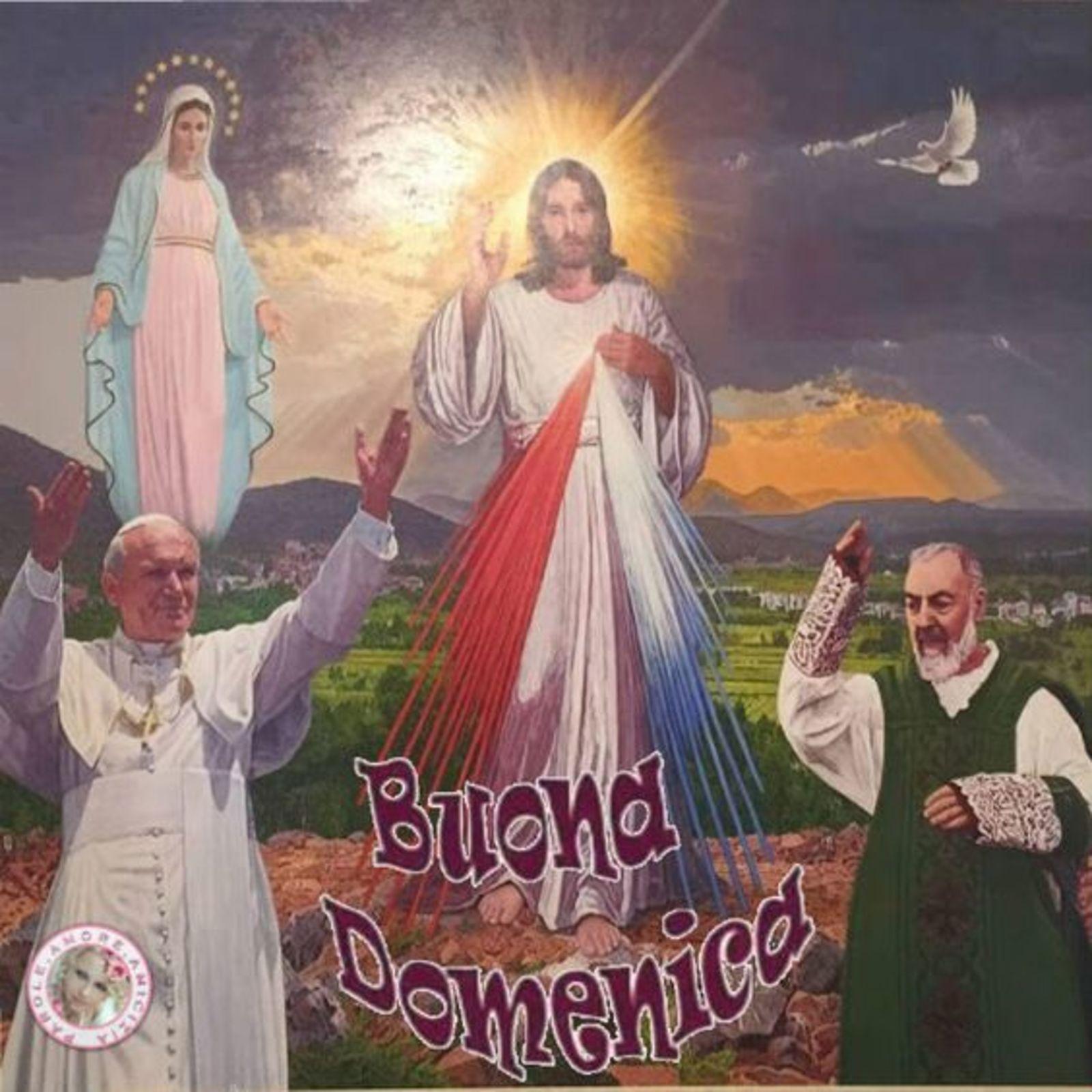Buona Domenica con Gesù 4