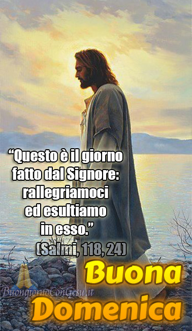 Buona Domenica con Gesù nuove immagini