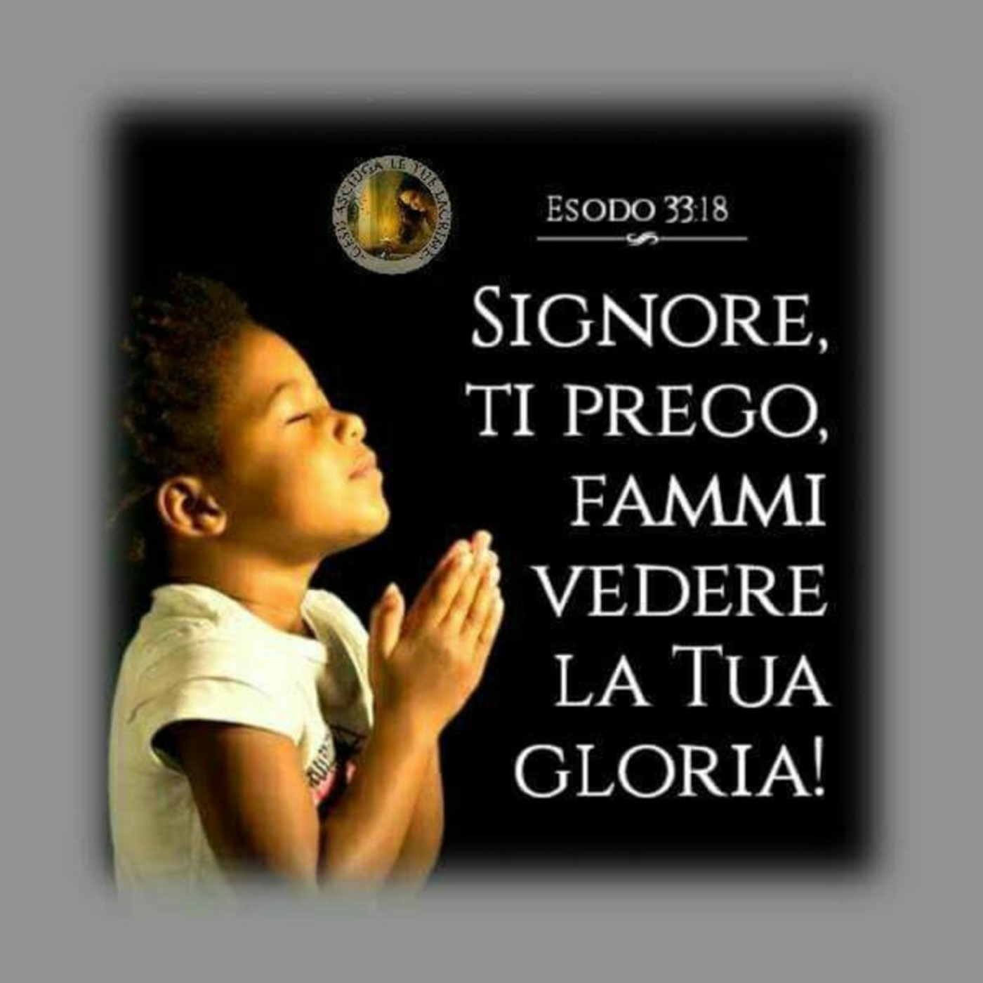 Preghiere semplici per bambini