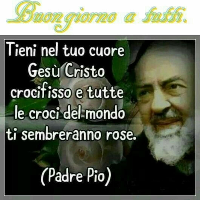 Buona Giornata Padre Pio 6662