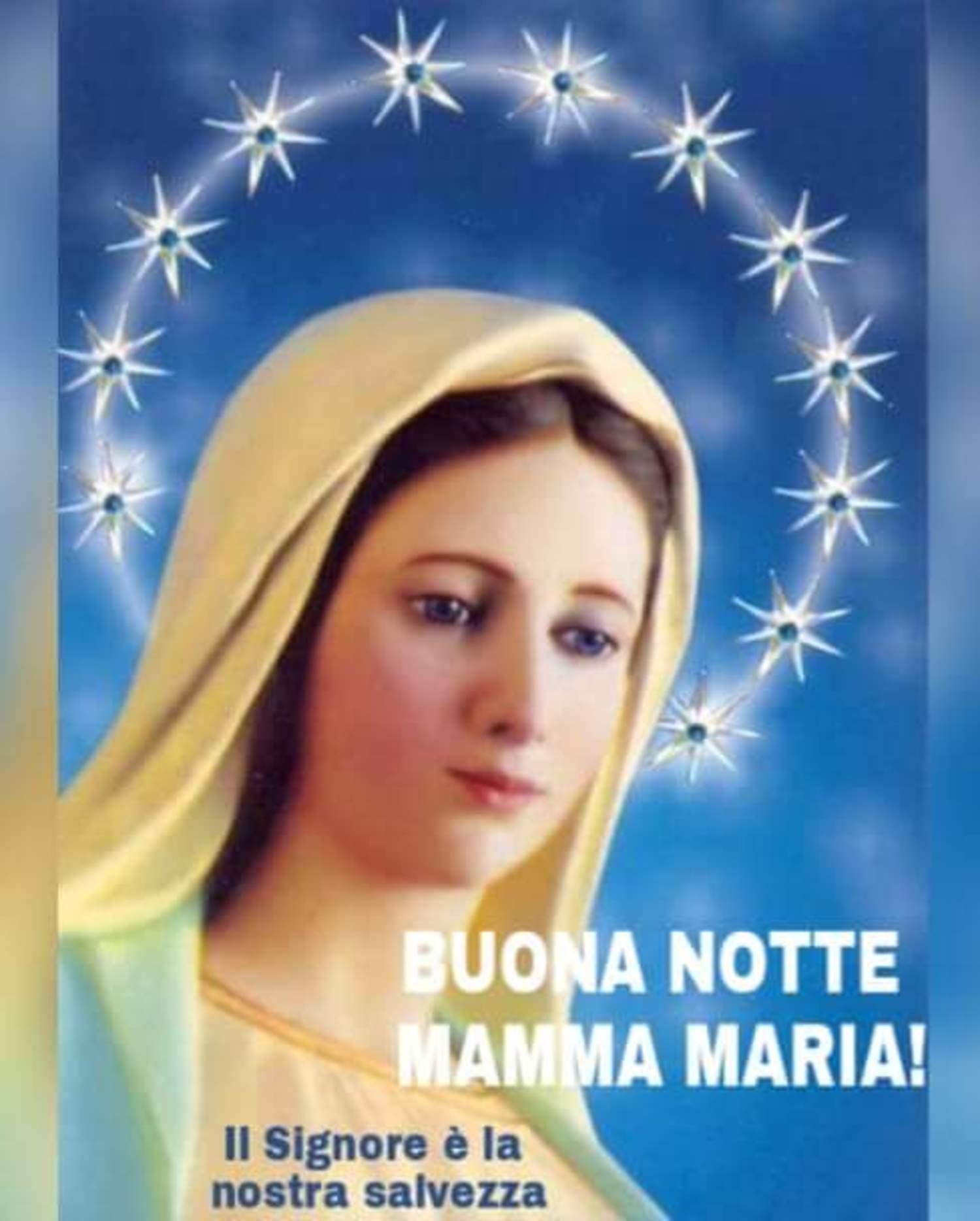 Buonanotte Madonnina 1559