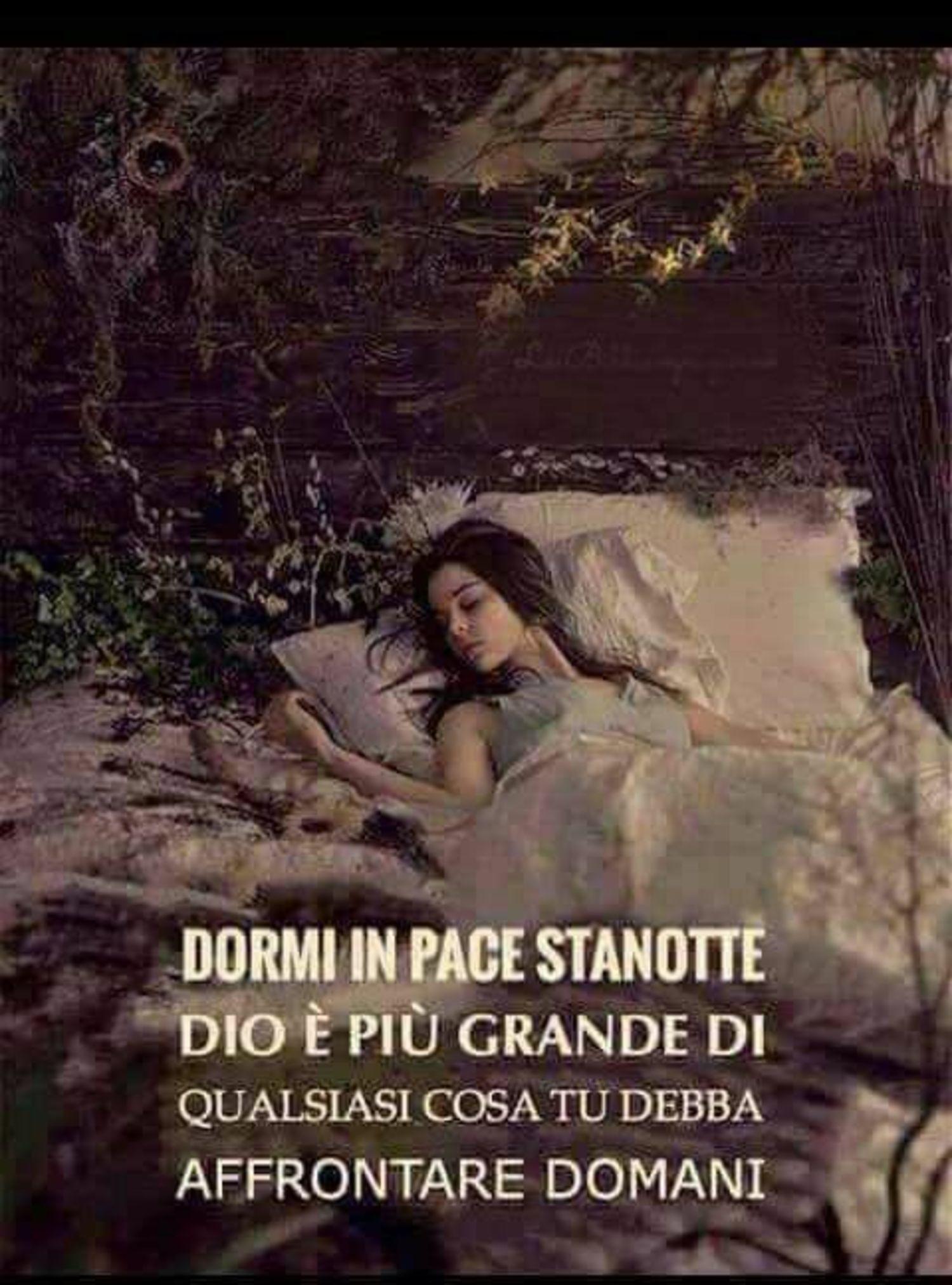 Buonanotte Madonnina 1590