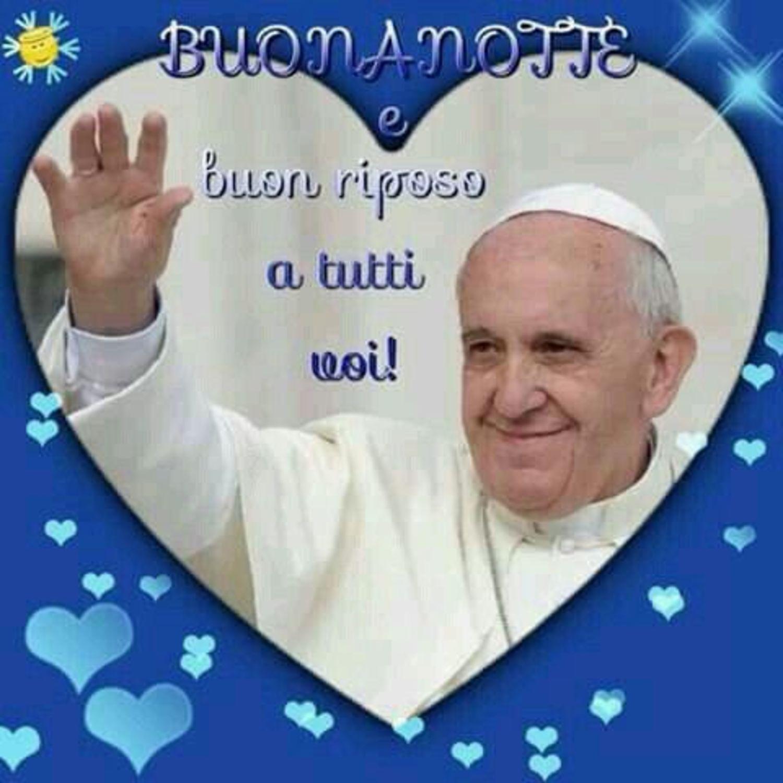 Frasi Di Buonanotte Papa.Buonanotte Papa Francesco Frasi Buongiornocongesu It