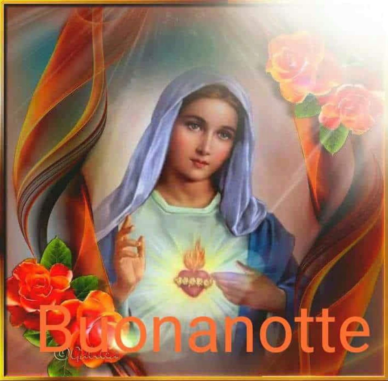 Buonanotte con la Vergine Maria 7689