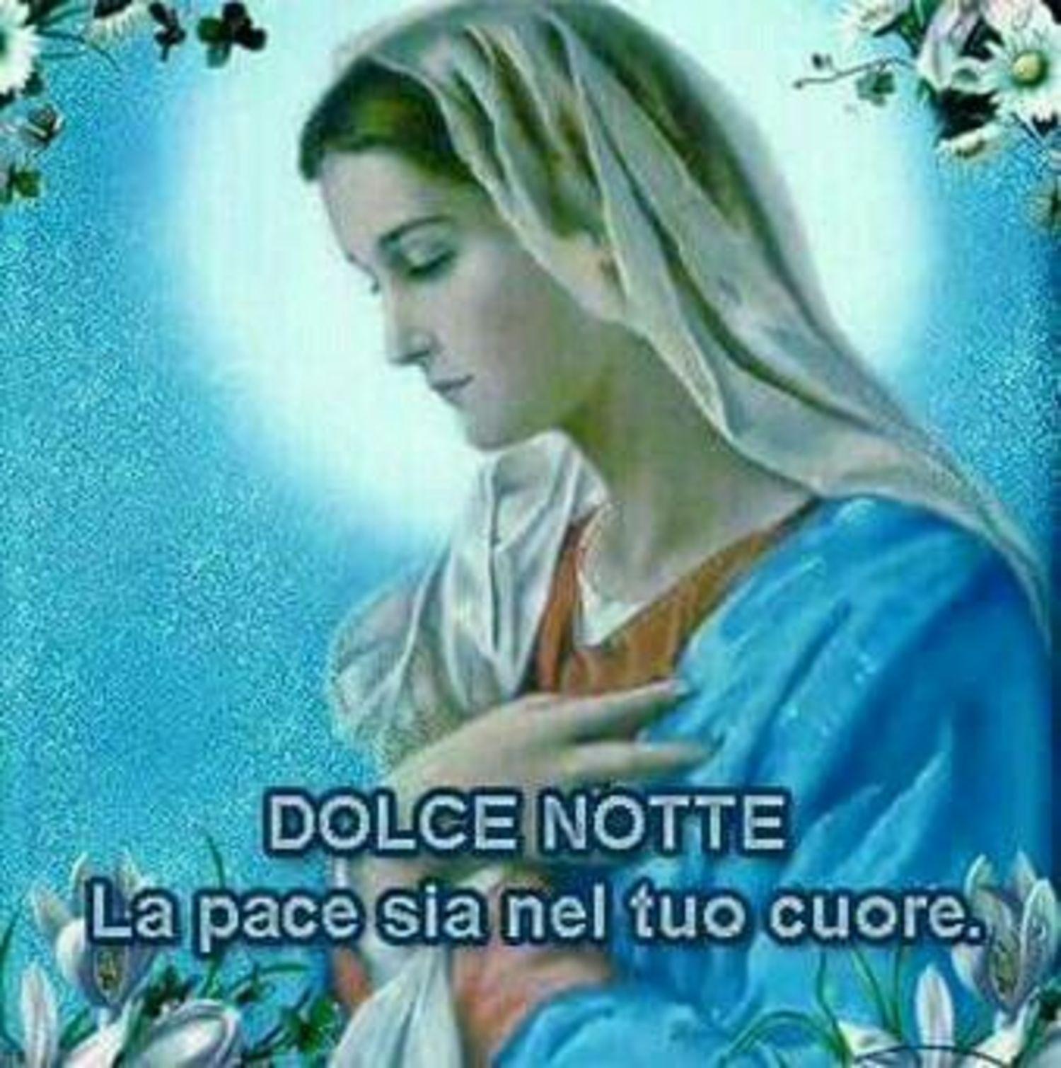 Buonanotte con la Vergine Maria 8384