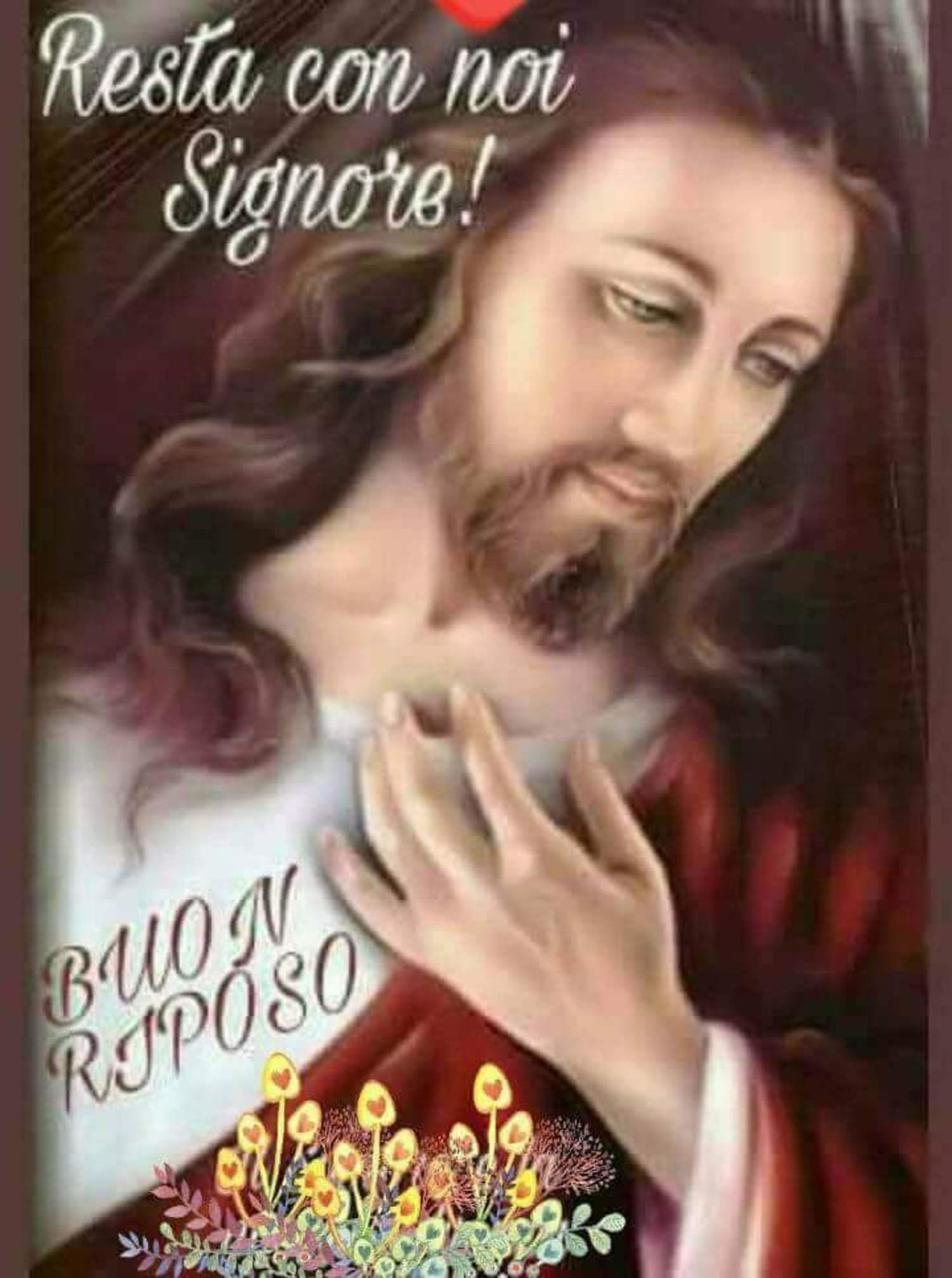 Buonanotte immagini religiose 5952