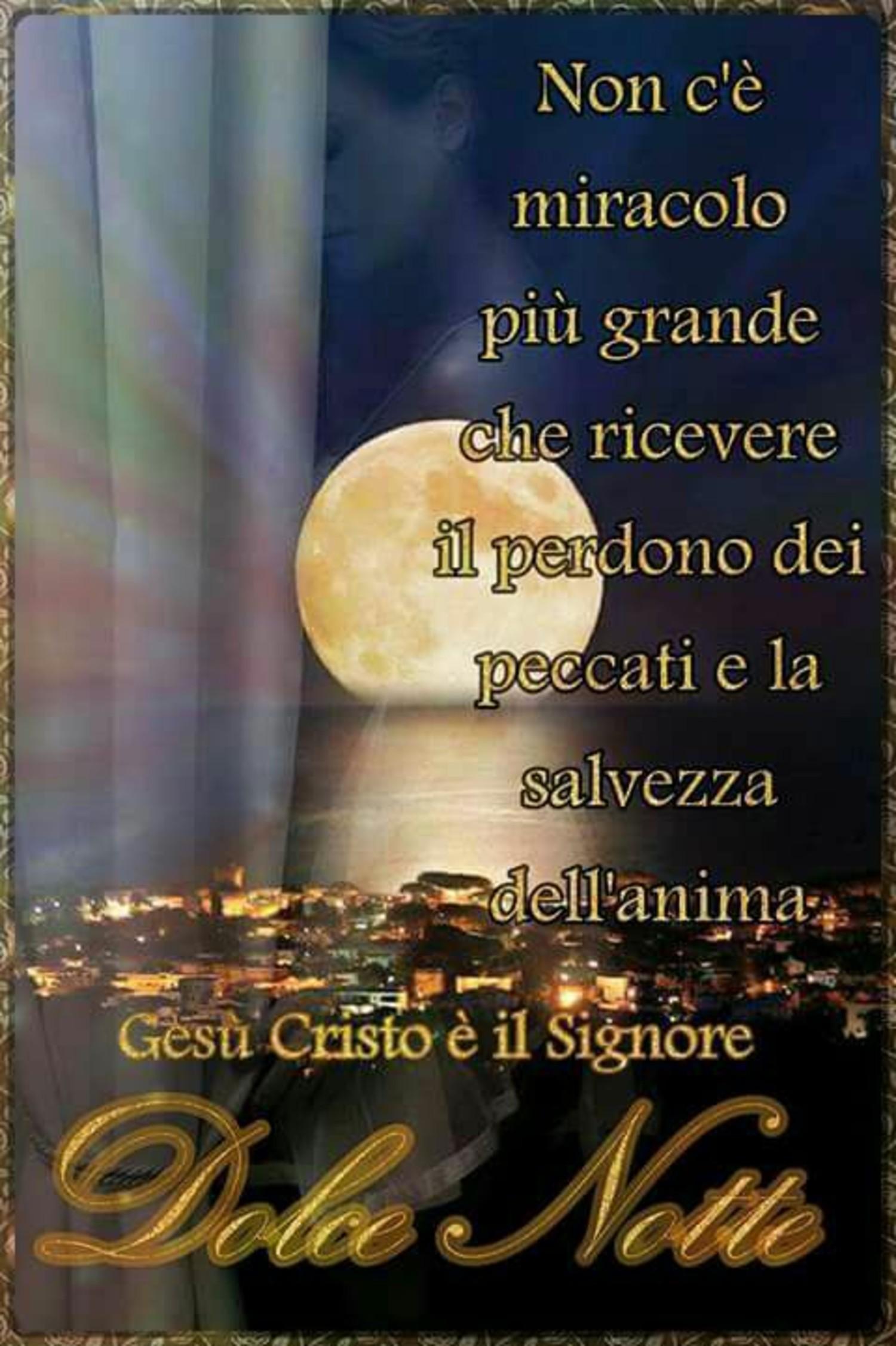 Buonanotte Immagini Sacre 5993 Buongiornocongesu It