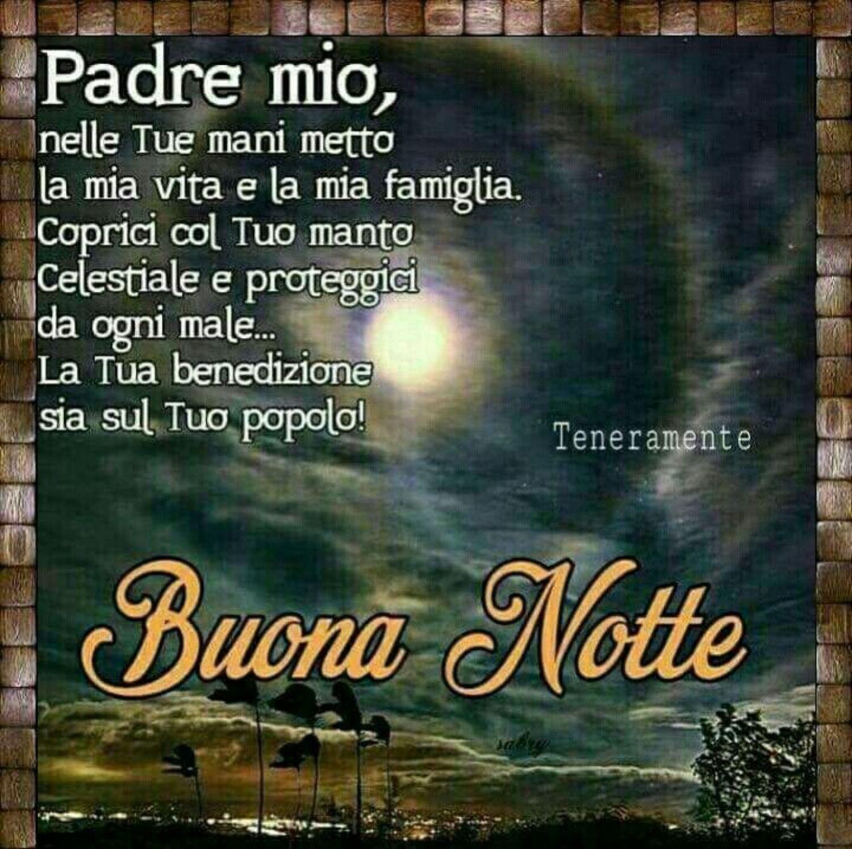 Buonanotte Speciale Con Frasi Religiose 5831 Buongiornocongesu It