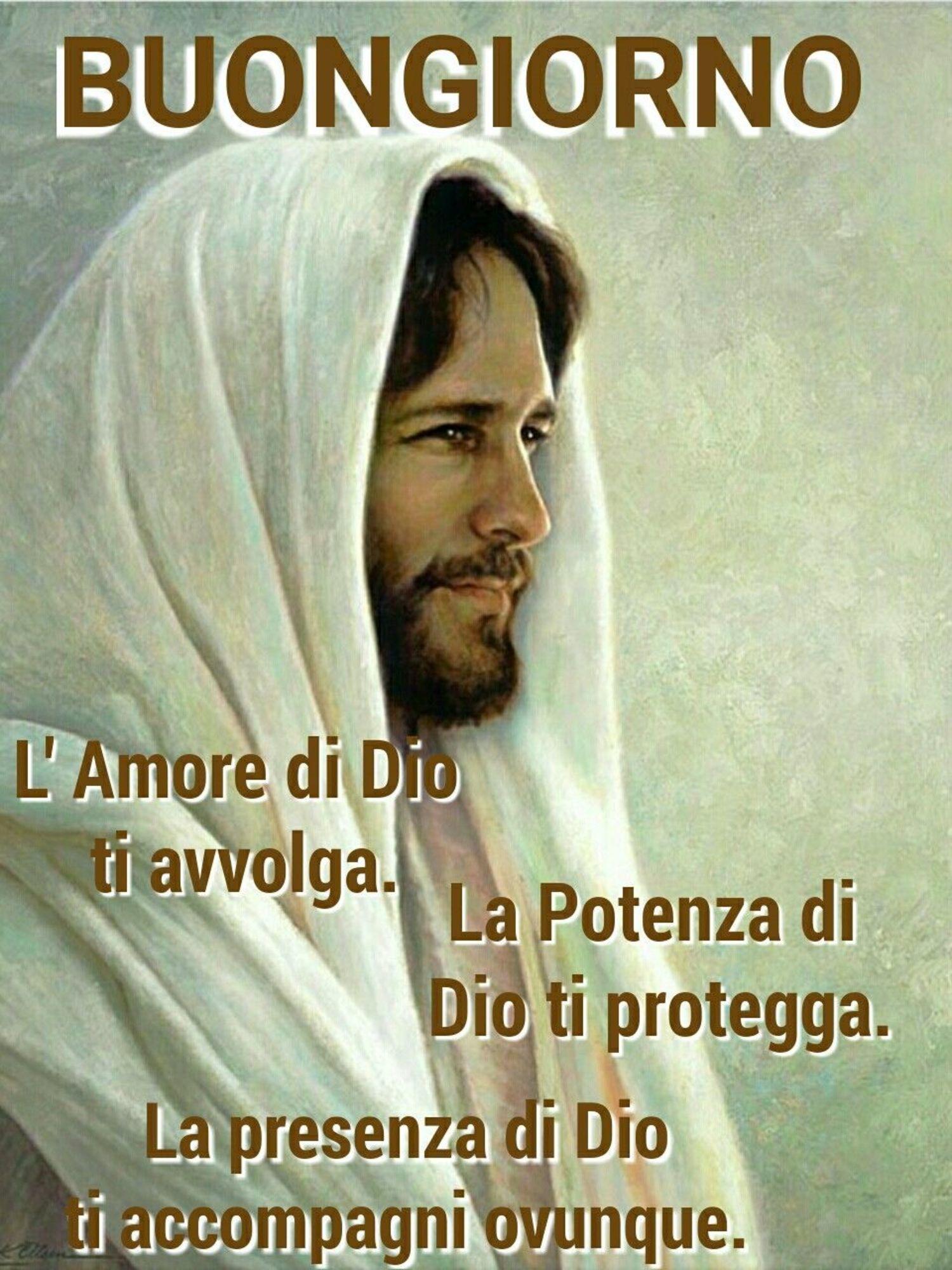 Buongiorno Gesù icone sacre 7910