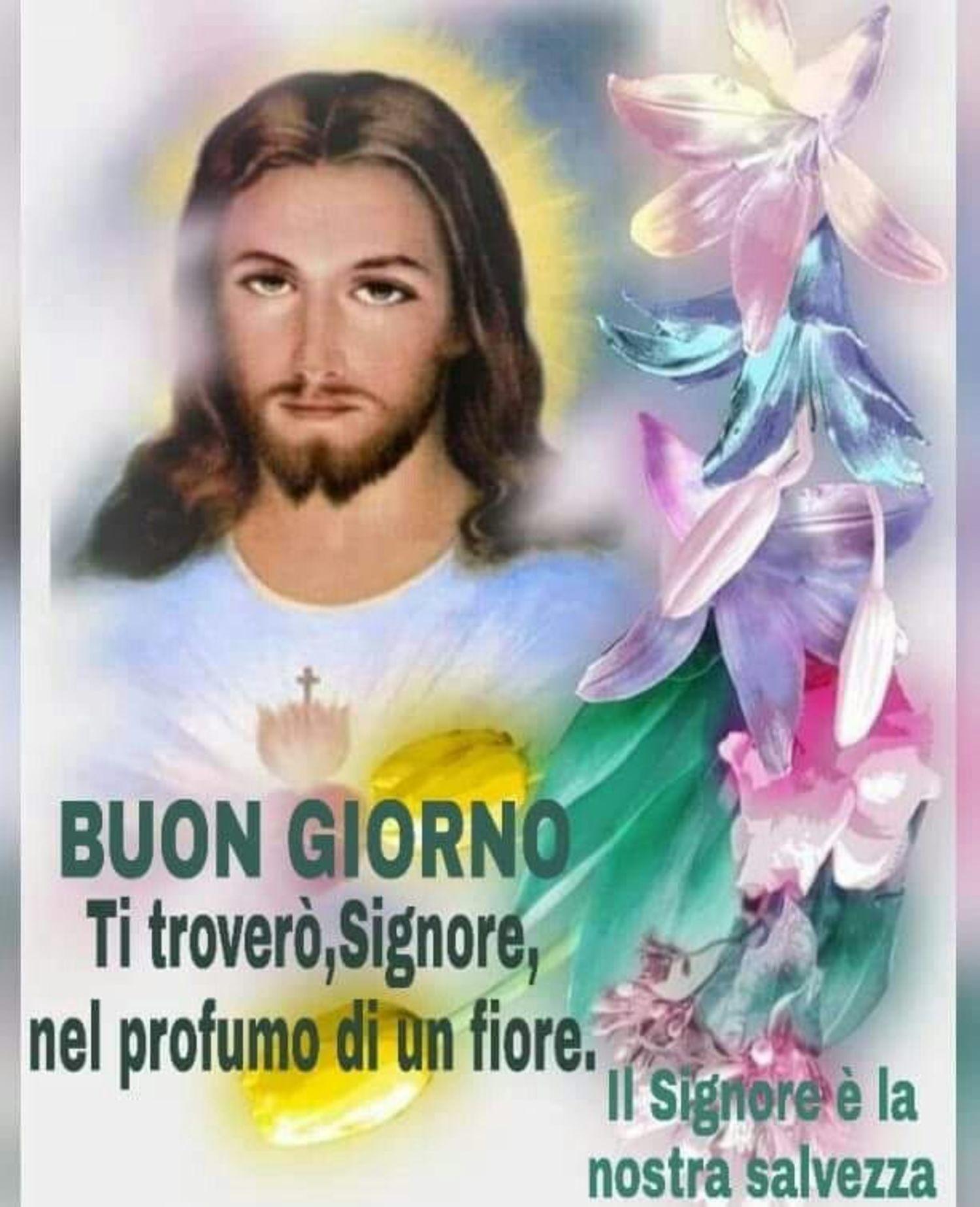 Buongiorno con Gesù immagini 6607