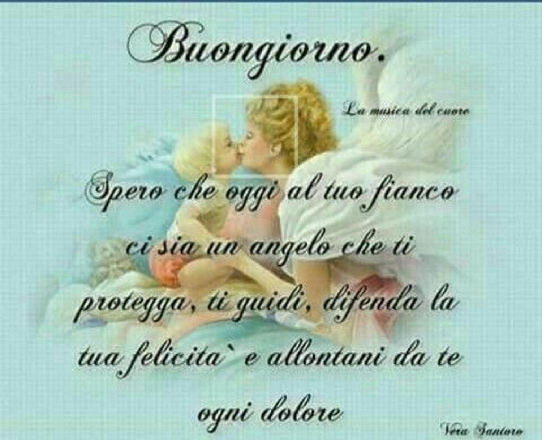 Buongiorno Speciale Con Gli Angeli Buongiornocongesu It