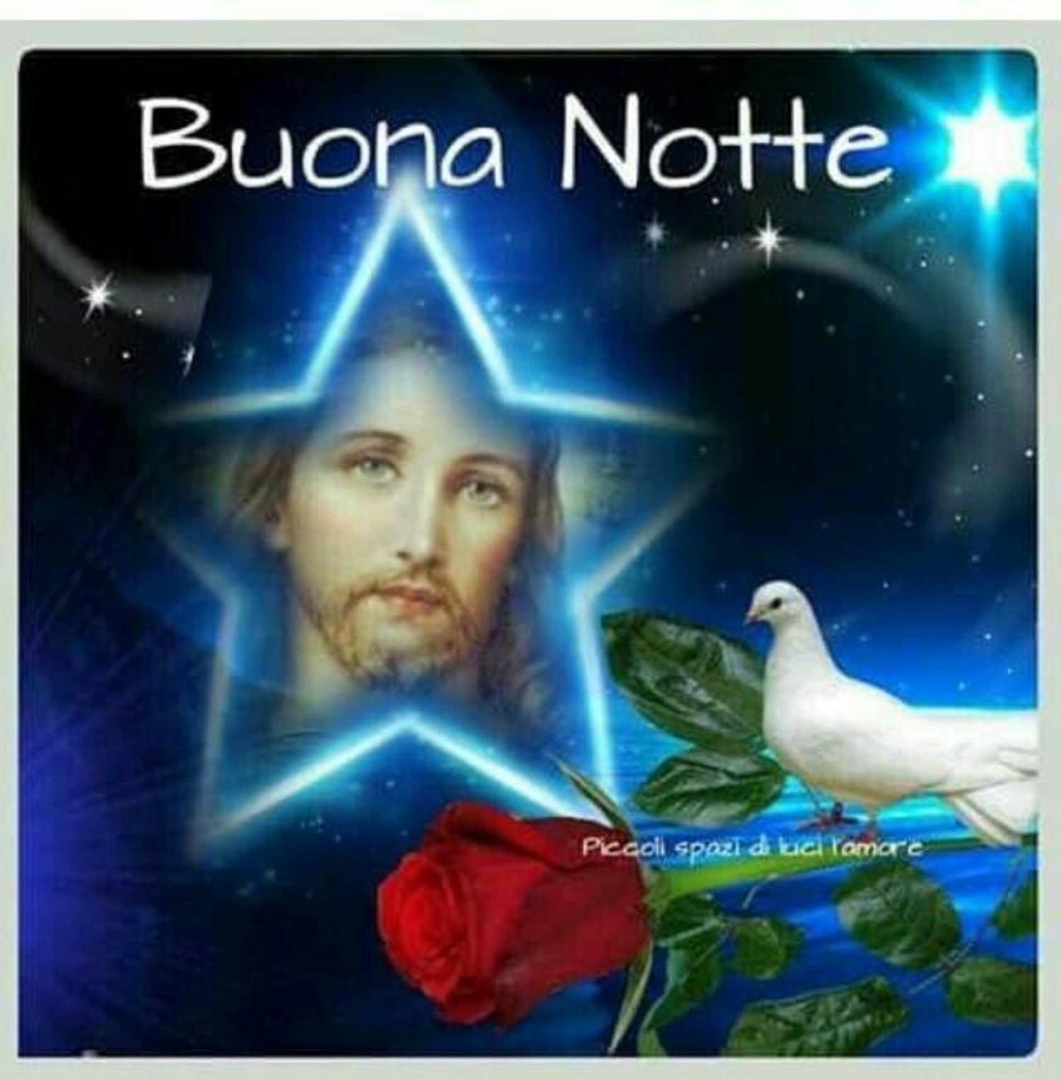 Immagini Buona Notte Gesù 9542