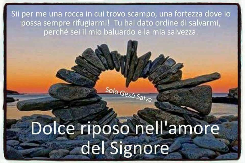 Immagini Buonanotte religiose per Facebook 8507