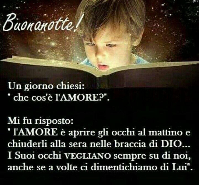 Frasi D Amore Per La Buonanotte.Immagini Con Frasi Per Buonanotte Religioso 7345