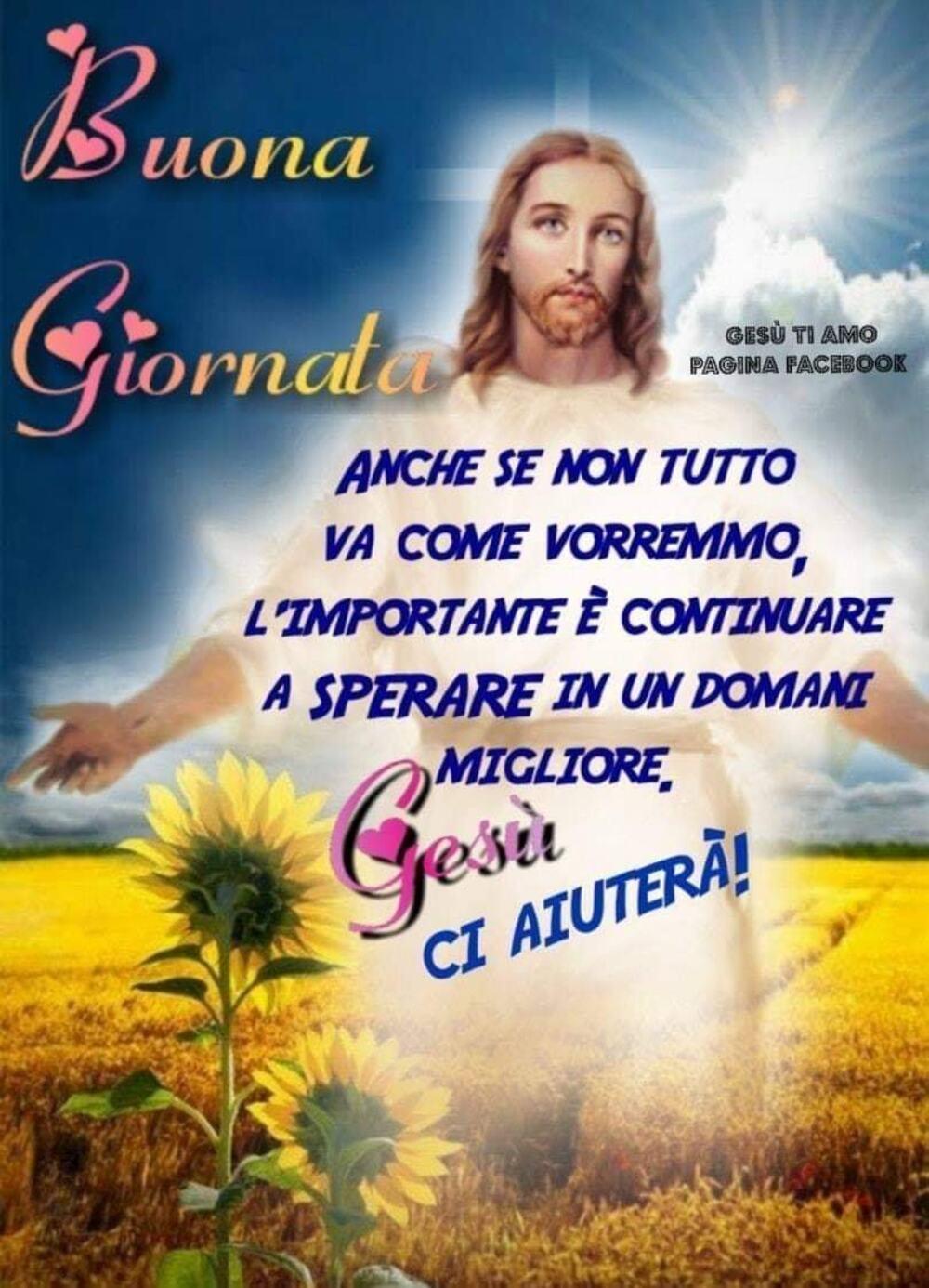 Buona Giornata con Gesù e icone sacre 5